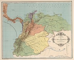 Consolidación del Nuevo Reino de Granada