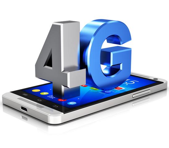 Red de comunicación móvil (4G)