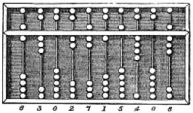 The first Abacus