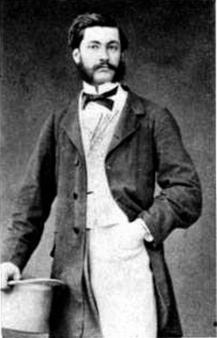Louis Aimé Augustin Le Prince (born 28 August 1842 -16 September 1890)