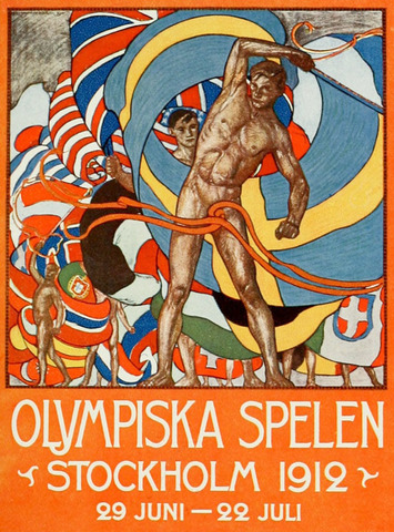 Olympiske leker i Stockholm