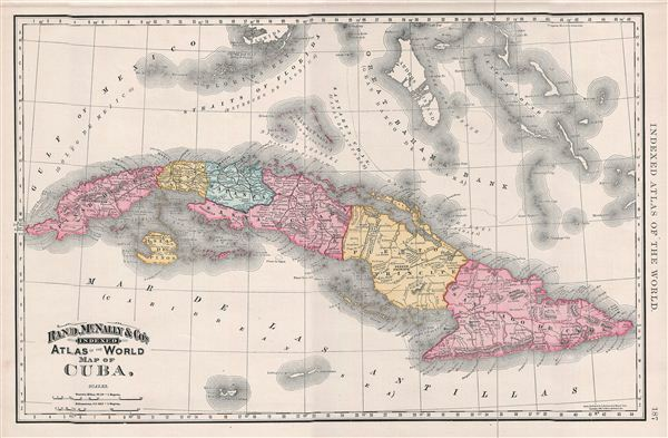 Proyecto de Maura para la autonomía cubana.