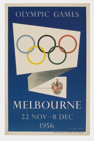 Olympiske leker i Melbourne