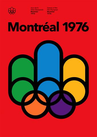 Olympiske leker i Montreal