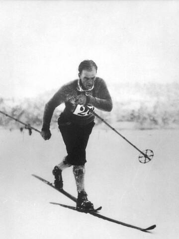 De første olympiske vinterleker blir avholdt i Chamonix