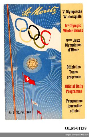 Olympiske vinterleker i St. Moritz