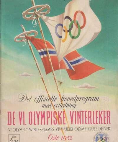 Olympiske vinterleker i Oslo