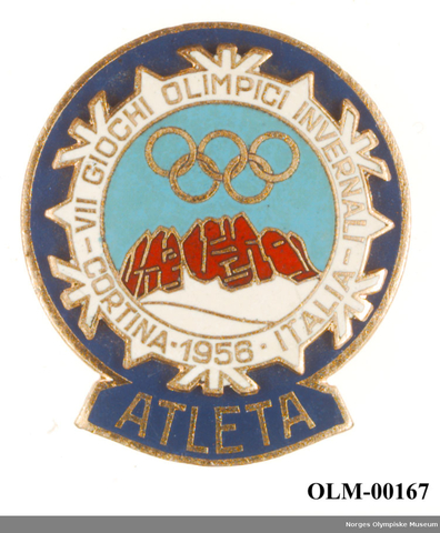 Olympiske vinterleker i Cortina d'Ampezzo