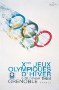 Olympiske vinterleker i Grenoble