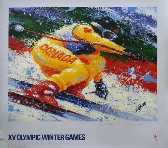 Olympiske vinterleker i