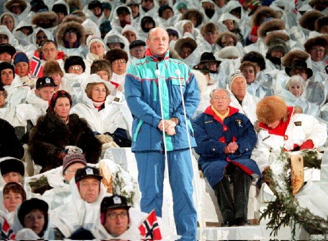 Olympiske leker i Lillehammer