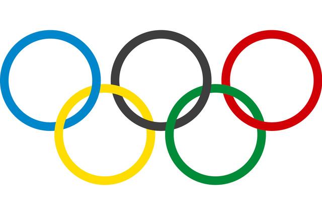 De Olympiske ringene