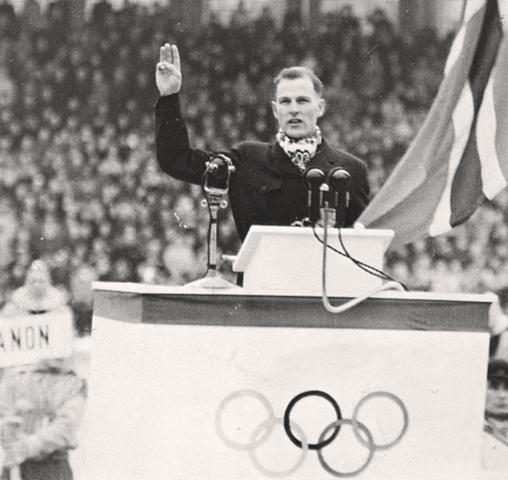 Den Olympiske ed