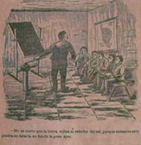 Decreto Orgánico de Instrucción Pública