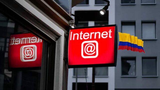 Llegada del internet a Colombia