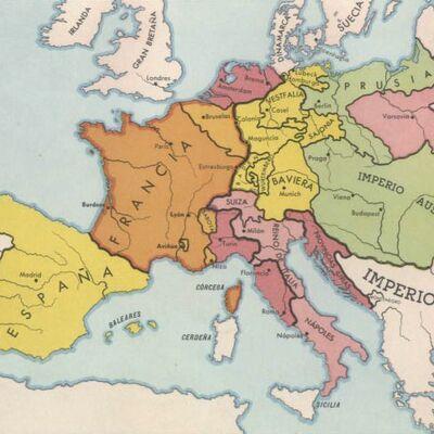 L'Europa del segle XIX timeline