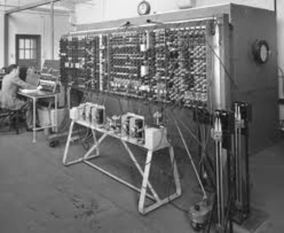 Donald Watts Davies & Alan Turing