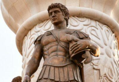 Alejandro Magno conquista Egipto