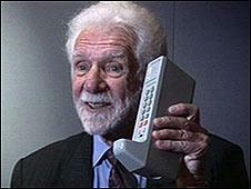 Invención del teléfono celular