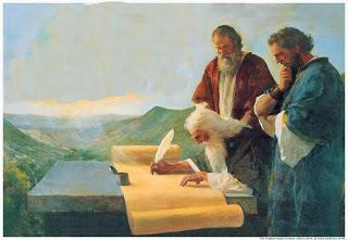 Moises en la biblia