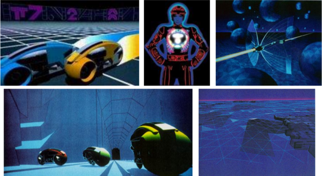 Primera película de Disney en 3D