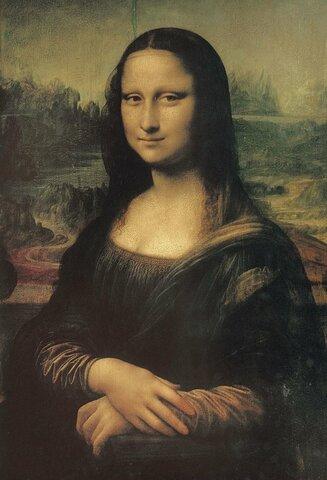 La Gioconda / La Mona Lisa