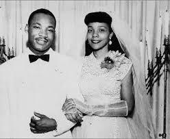 MLK gets married!