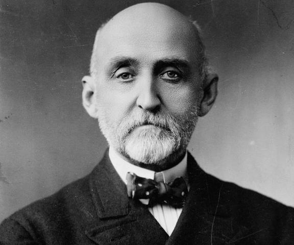 Alfred T. Mahn is Born