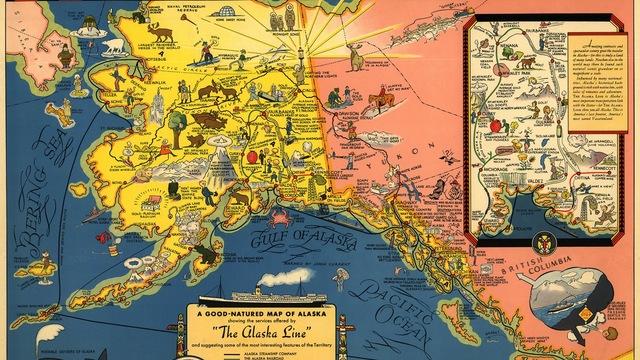 Alaska Becomes US Territory