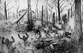 The Start of The Battle of Belleau Wood
