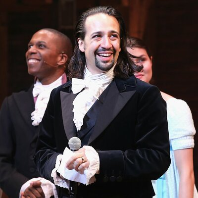 Playwright Timeline on Lin-Manuel Miranda