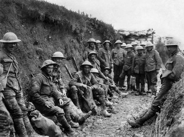 The U.S.A Enters WWI