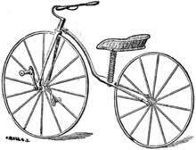 The Bicycle was Invented