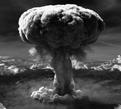 Bombardeo atómico en Hiroshima