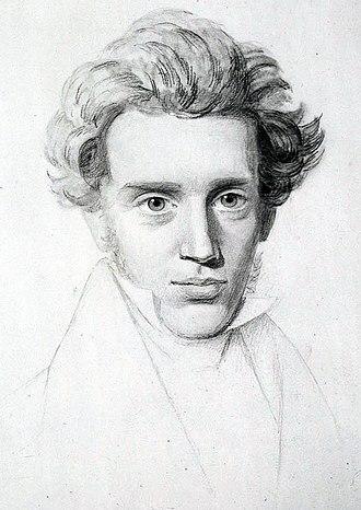 Nace Søren Kierkegaard