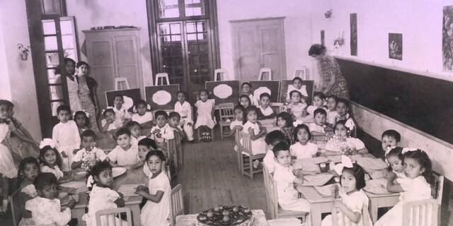 Primera Escuela de Párvulos