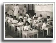 Primeros Kindergarten en la capital