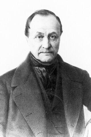 Nace Auguste Comte