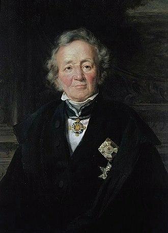 Nace Leopold von Ranke