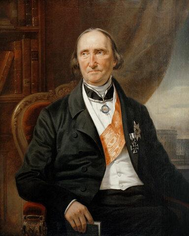 Fallece Friedrich von Savigny (82 años)