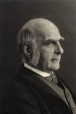Aspectos cuantitativos de la herencia. Francis Galton (1822-1911)
