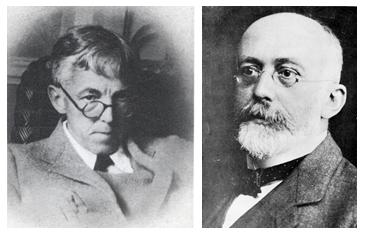 Godfrey Harold Hardy y Wilhelm Weinberg