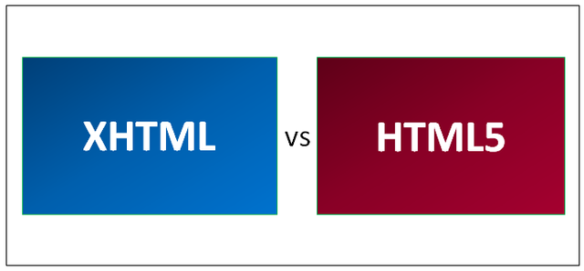 De XHTML a HTML