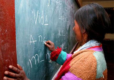 Educación en México.