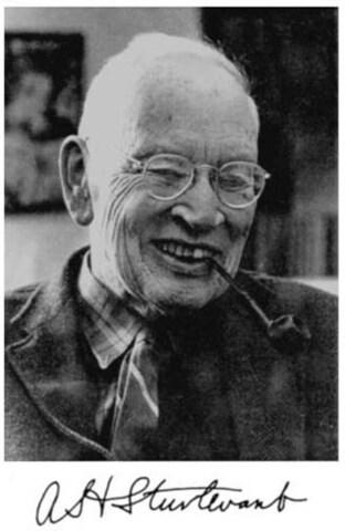 Cartografía genética. Alfred Henry Sturtevant (1891-1970)