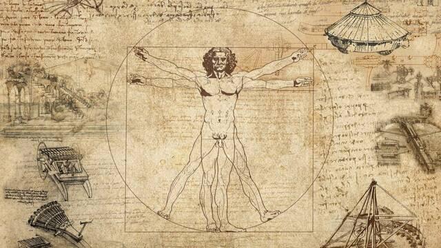Anatomía de Leonardo da Vinci