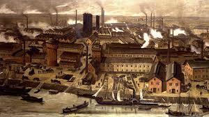 Revolución Industrial I y II