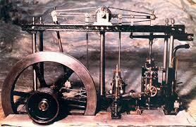 Maquina de Vapor James Watt