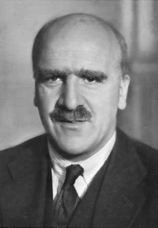 John Burdon Sanderson Haldane (1892-1964)