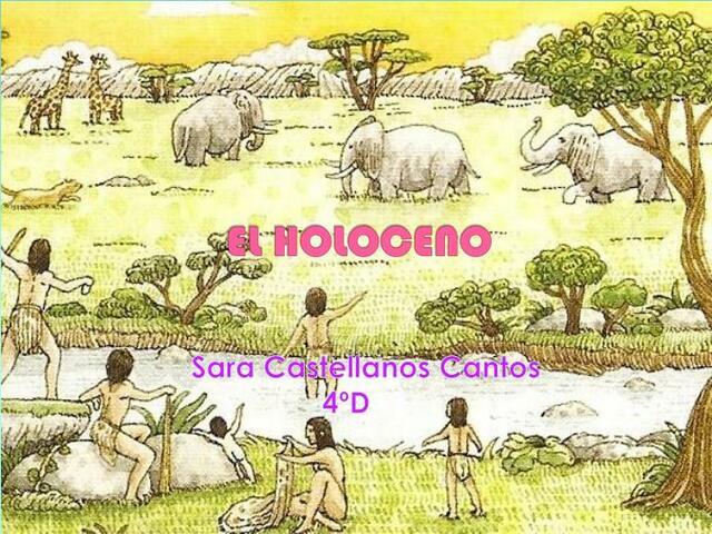 Holoceno